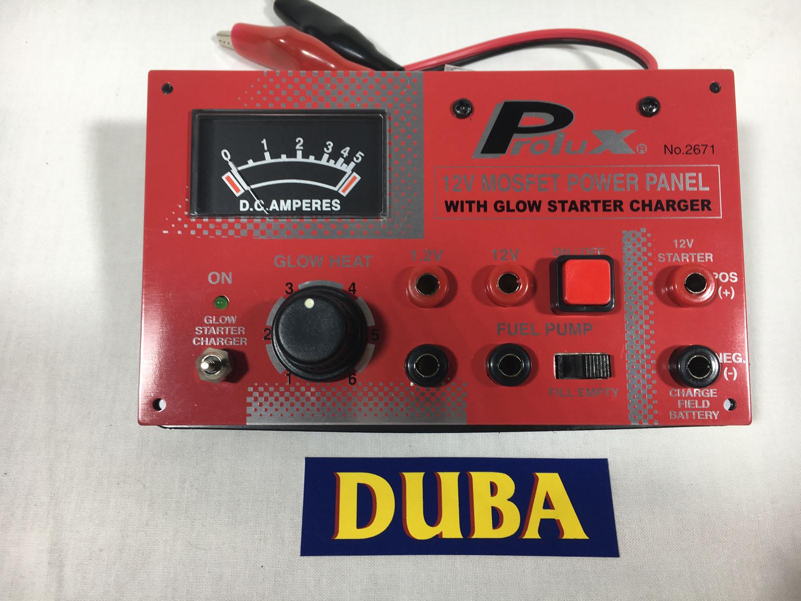 Power Panel 12v Prolux