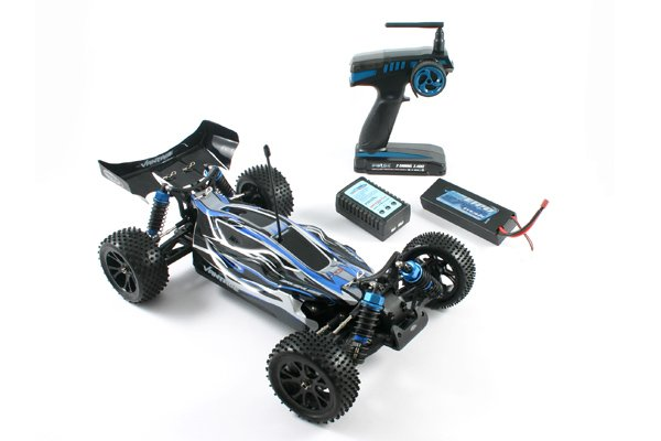Coche rc buggy 1/10 Vantage brushless RTR 2,4Ghz FTX