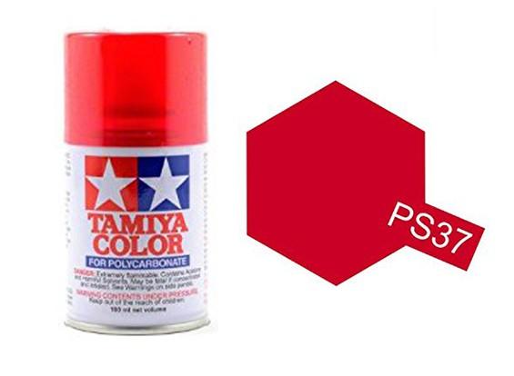 Translucent Red 100ml.