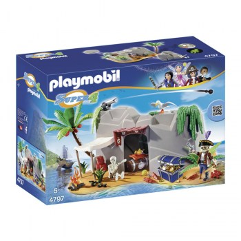 playmobil-4797-cueva-pirata-super-4